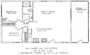 two bedroom cabin plans beautiful modern 2 bedroom cabin floor plans for kitchen