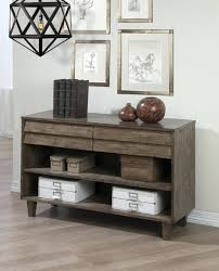 table with drawers and shelves console table with drawers and shelves two shelf console table
