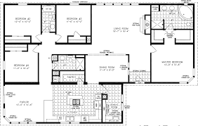 floor plans 2000 sq ft floor plans 2000 square 4 bedroom home deco plans