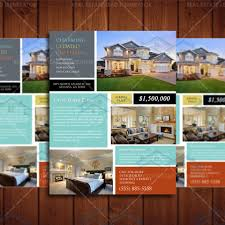 Real Estate Listing Flyer Template Free by Just Listed Real Estate Property Listing Template U2013 Real Estate