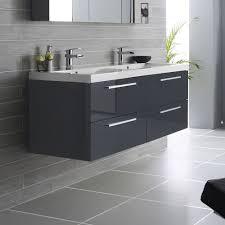 salle de bain aubergine et gris meuble salle de bain leroy merlin neo salle de bain idées de