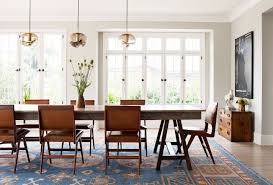 contemporary image of eclectic dining room industrial dining room