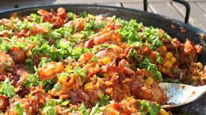 kreolische küche jambalaya mit gegrillter paprika futterattacke de