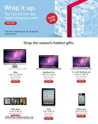 macbook air black friday apple canada black friday sale now live iphone in canada blog