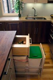 Kitchen Recycling Bins For Cabinets 25 Best Recycling Bins For Kitchen Ideas On Pinterest Kitchen