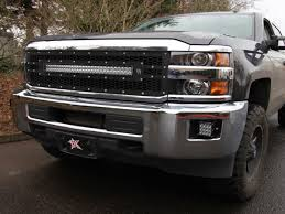 led lights for 2015 silverado rigid industries 2015 2016 silverado 2500 3500 led grille with 30