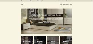 Furniture Theme Best Furniture Store E Commerce Themes For Wordpress