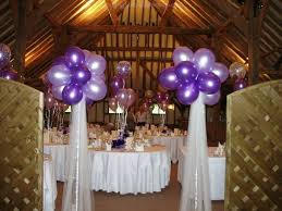 Wedding Arches Using Tulle Balloons With Tulle Balloons Flowers And Venue Decor For All