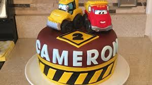 construction birthday cake construction cake tutorial birthday boy idea cars