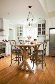 counter height kitchen island table best 25 kitchen table ideas on table small