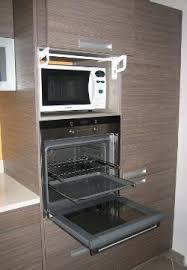 colonne de cuisine pour four et micro onde idée de modèle de cuisine