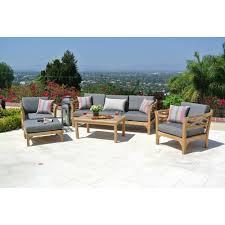 furniture summer winds patio furniture brown adirondack