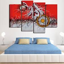 Wall Art Paintings For Living Room High Quality Islam Painting Promotion Shop For High Quality
