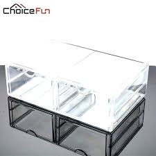 Acrylic Desk Drawer Organizer Acrylic Desk Drawer Organizer Clear Acrylic Desk Organizer Clear