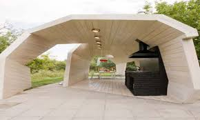 modern outdoor kitchen contemporary outdoor kitchen enclosed outdoor kitchen designs