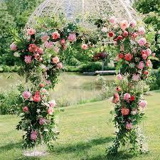 wedding arch garden beautiful wedding arches southern living