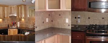 kitchen travertine backsplash travertine kitchen backsplash for oakland and san francisco