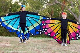 butterfly costume make a large wing butterfly costume make it and it