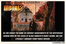 Black Photo Album Cover Stories Black Sabbath U0027s Self Titled Debut
