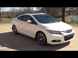 used honda civic 2013 hd 2013 honda civic si taffeta white 6 speed used for sale