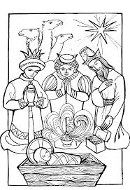 The Three Kings Men Coloring Pages Cute Coloring Wise Worship Coloring Page