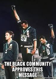 Meme Community - the black community approves this message make a meme