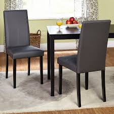 dining room cool fabric dining chairs leather dining chairs red