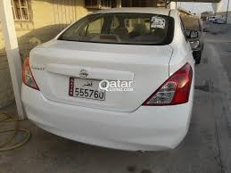 nissan sunny 2013 nissan sunny 2013 family used low millage qatar living