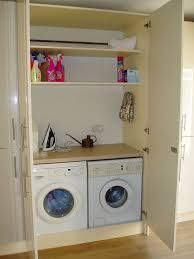 great laundry cabinet very organized deschenes
