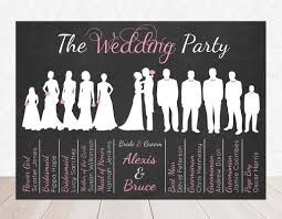 party silhouette 9 best images of wedding program silhouette clip art wedding