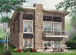 house plans with walkout basements chic ideas lakefront house plans with walkout basement small