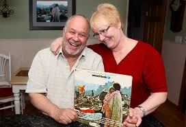 Couple Photo Album The Couple Featured On The Woodstock Album Cover Are Still Going