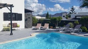 villa to rent in playa blanca lanzarote with private pool 56038