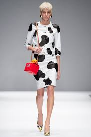 moschino fall 2014 ready to wear collection vogue
