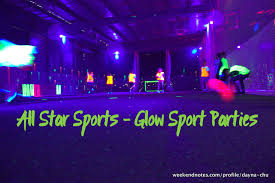 glow in the party ideas for teenagers all sports glow melbourne
