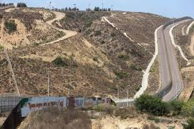 Western Wallpaper Border Trump Administration Moves To Build Border Wall Around