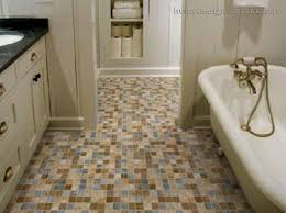 Bathroom Tile Pertaining To Attractive Residence Floors Designs - Bathroom floor designs