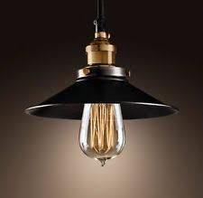 Vintage Ceiling Lights Aluminium Vintage Retro Ceiling Lights U0026 Chandeliers Ebay