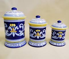 cobalt blue kitchen canisters 514 best canisters new images on vintage canisters