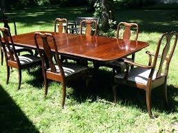 types of dining room tables dining table ethan allen old tavern trestle table 6 dining