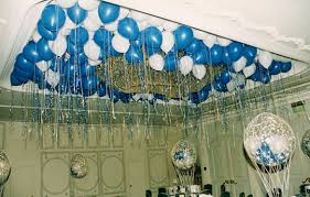 Balloon Ceiling Decor Ceiling Balloon Decoration U2013 Idea D U0027immagine Di Decorazione
