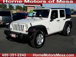 used jeep wrangler for sale in az used jeep wrangler for sale in san valley az edmunds