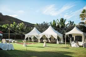 white tent rental white top tent rentals s rentals kauai