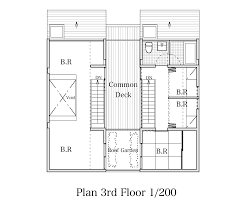 architect plan gallery of ttn house miyahara architect office 20