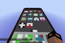 minecraft working car someone built a working iphone inside of minecraft digital trends
