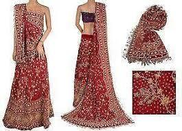 wedding dress indian indian wedding dress ebay