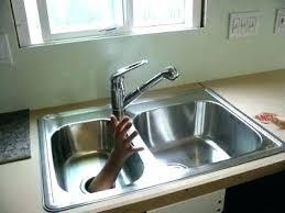 Sink Clogged Kitchen Kitchen Sink Clogged Disposal Besto