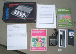 digibarn systems sinclair zx81 home computer