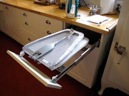 ideas make ironing easier and smoother with ikea ironing board