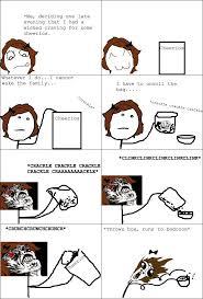 Funny Rage Memes - simple late night snack rage lol rage ics pinterest wallpaper
